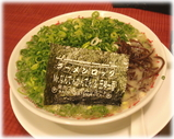 なんでんかんでん 名古屋錦店 ネギバカラーメン