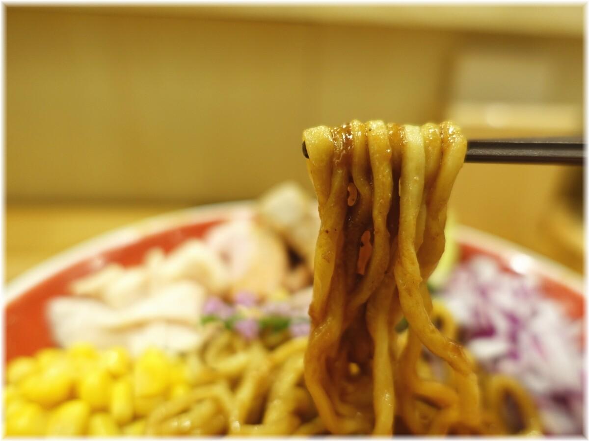 柿田川ひばり2 味噌和え麺の麺