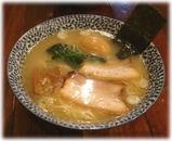 ぷかぷか 味玉ラーメン(塩)