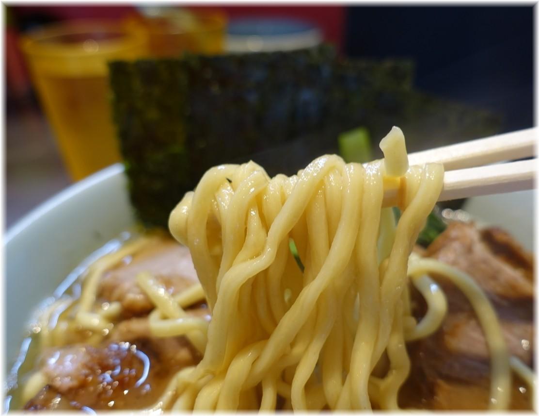 藤参 チャーシューメンの麺