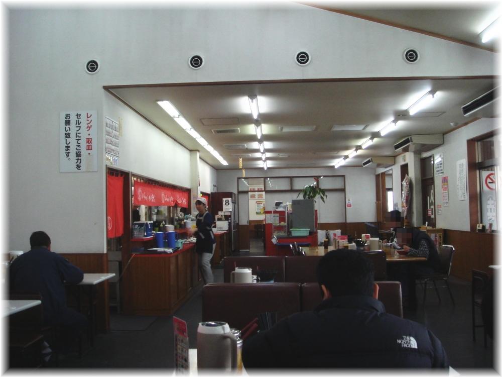 丸幸ラーメンセンター 店内