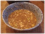 とみ田 特製つけそばのスープ割り