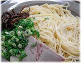 長浜ラーメン 呑龍 つけ麺の麺