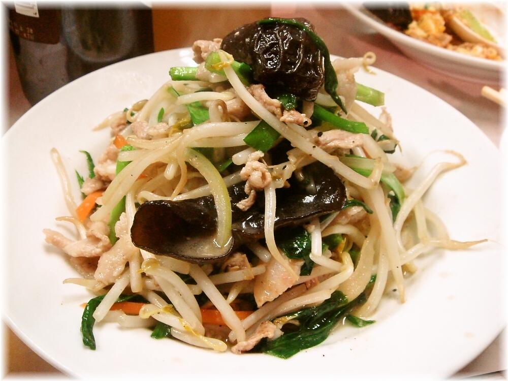 岐阜屋3 肉野菜炒め