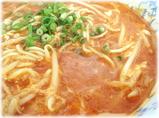 博多龍龍軒 激辛ラーメンのスープ