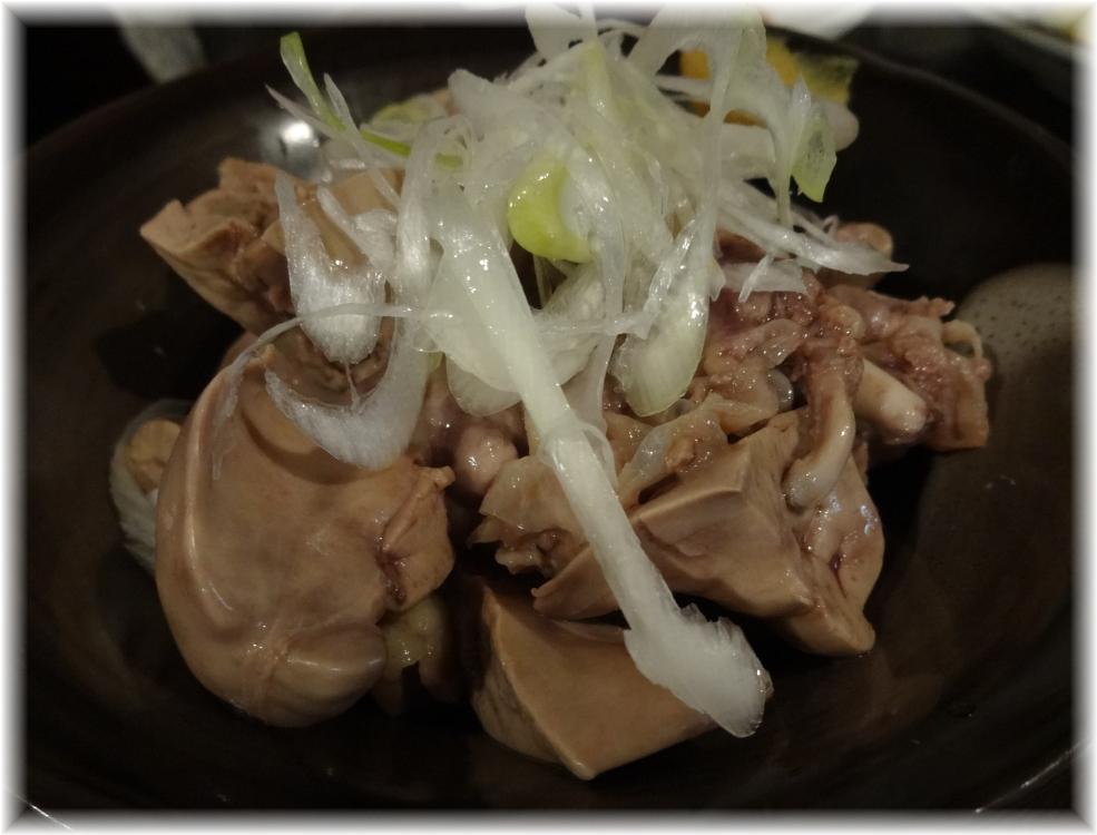 金町製麺4 塩レバー