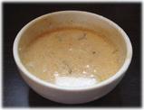 にら壱 豆乳入り濃厚ゴマだれつけ麺のスープ割り