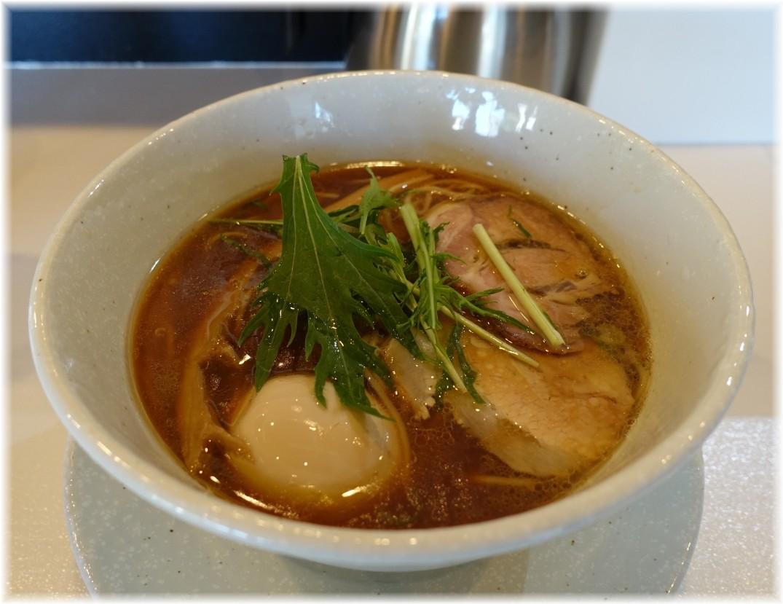 麺場80'S 80(ハチマル)ラーメン+味玉