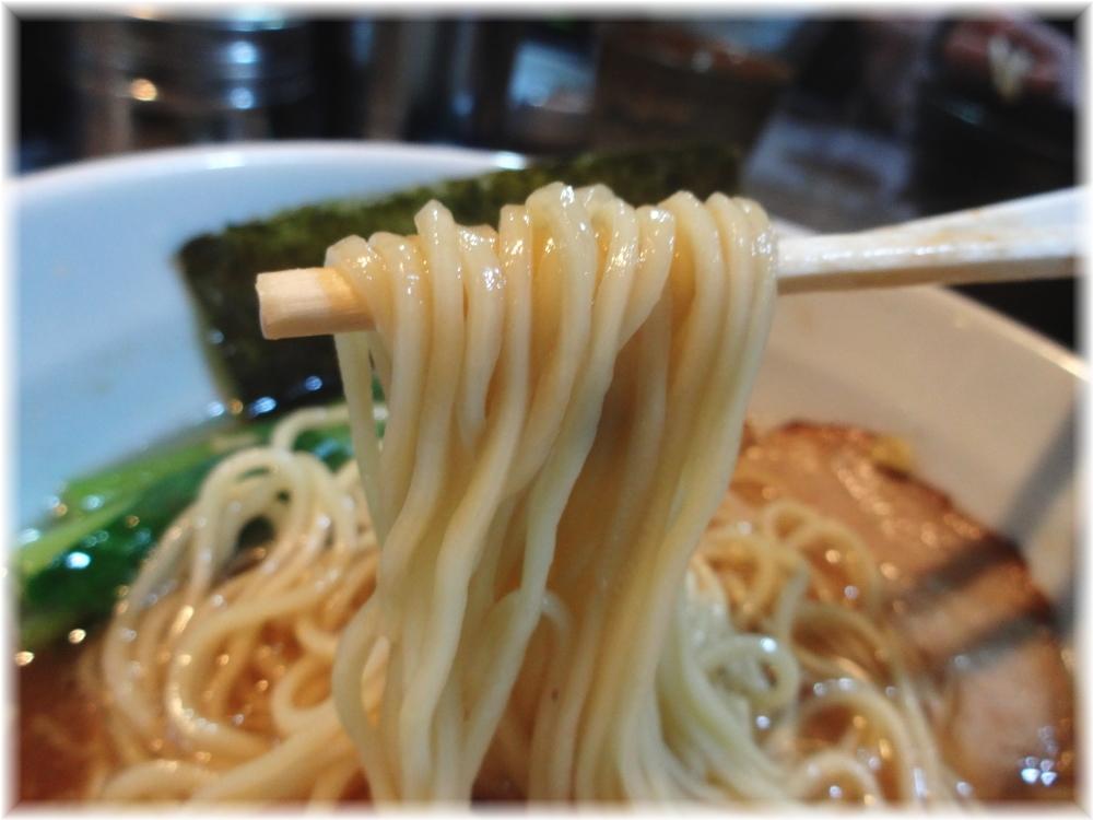 製麺rabo 中華そばの麺