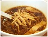 麺処三四郎 魚粉醤油つけ麺のつけ汁