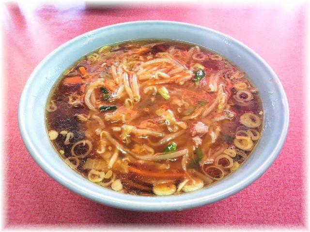 中華麺舗 虎 サンマーメン