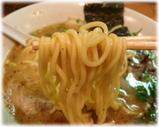 らーめん四郎 熊本風男味らーめんの麺
