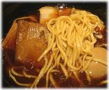 くろく 味玉らーめん 黒の麺