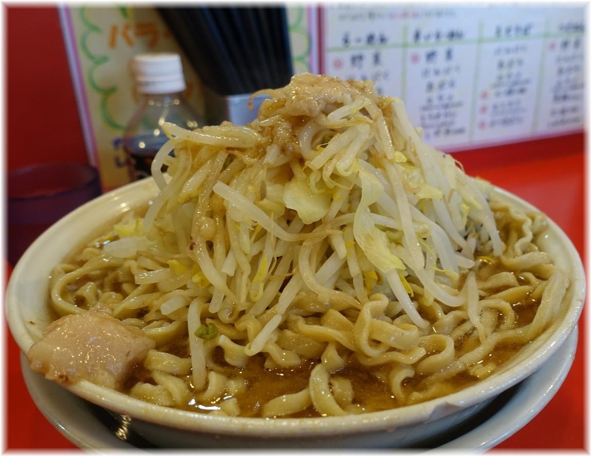 麺屋桐龍 小ラーメン2