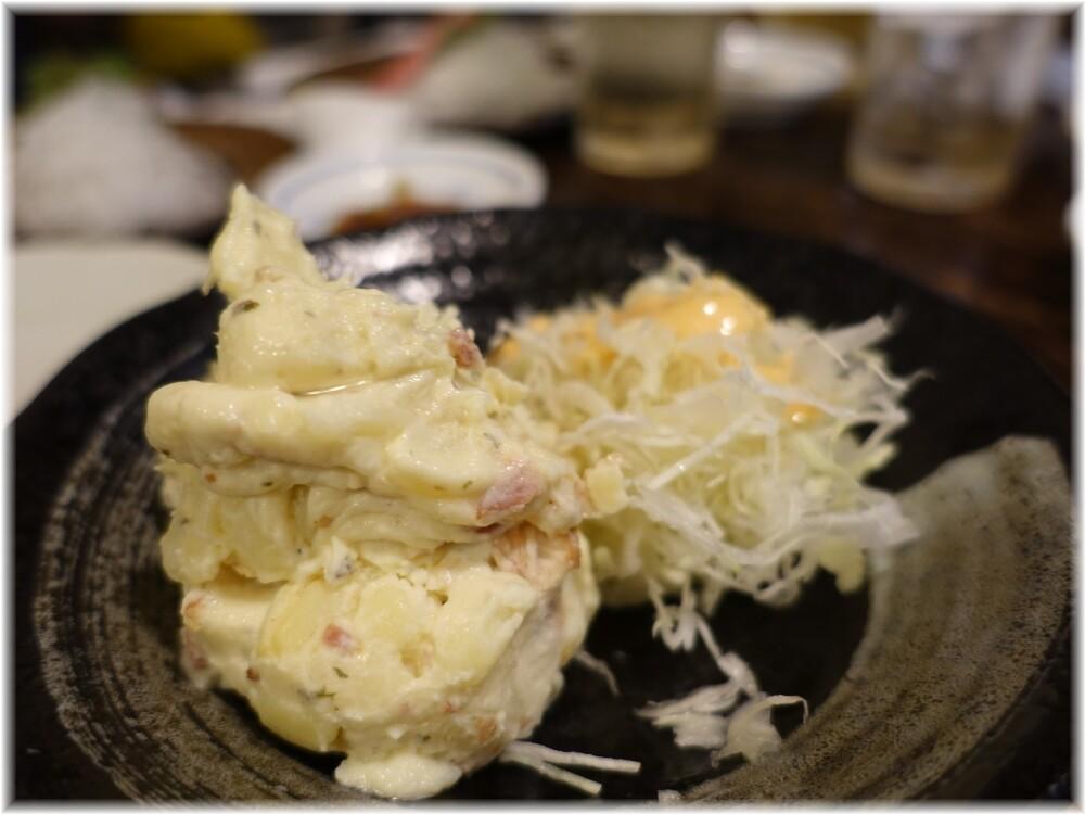 金町製麺12 ポテサラ