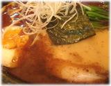 田ぶし らーめんのスープ