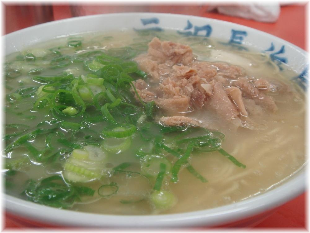 元祖長浜屋4 ラーメンのスープ