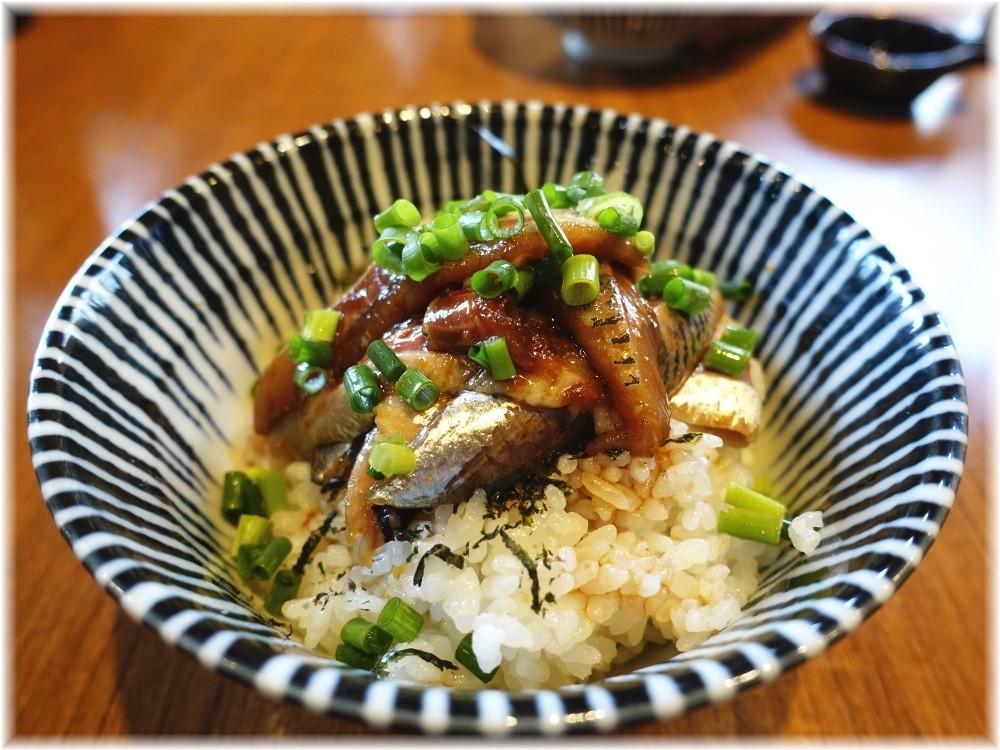寿製麺よしかわ川越店5 いわし丼
