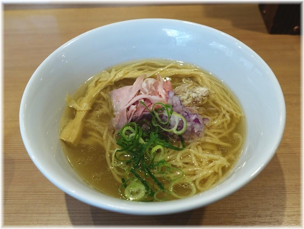 鳳仙花 らぁ麺