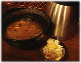 麺屋 龍の家族 スープ割り