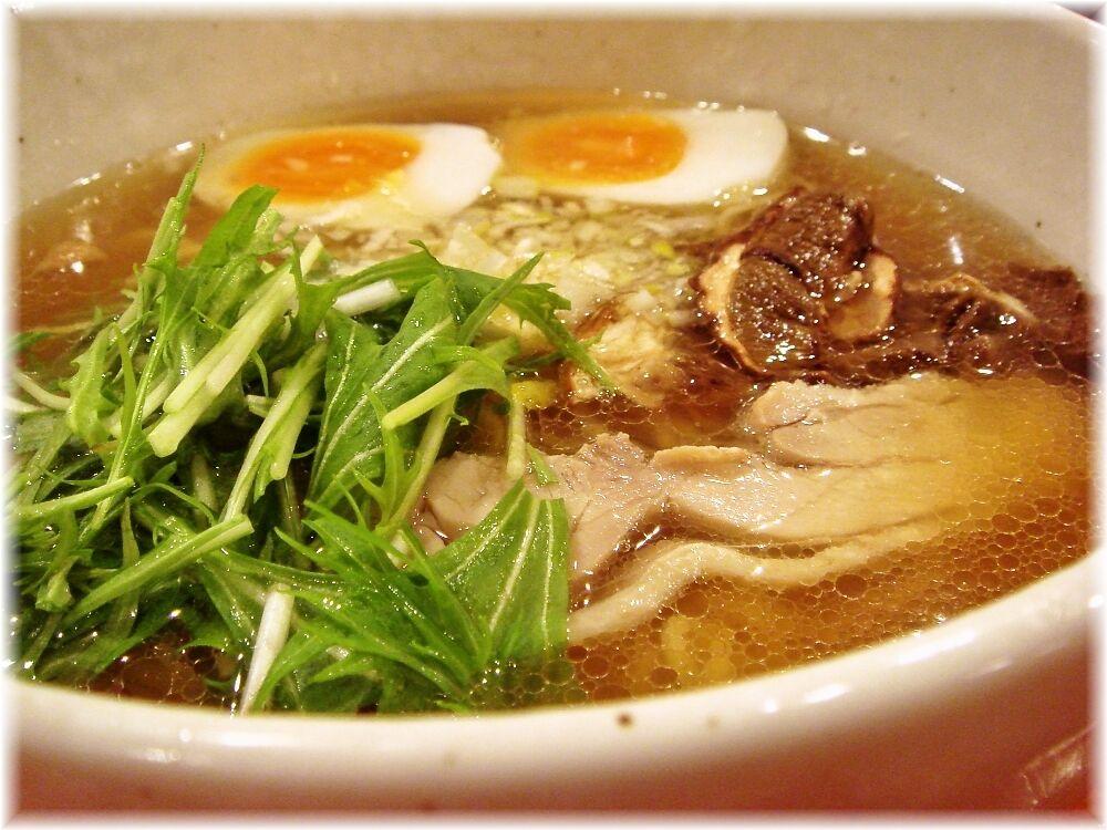 芳たけ 中華麺+味付玉子の具