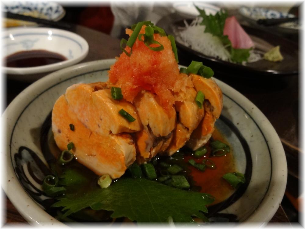 金町製麺4 あん肝