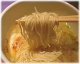 銀座五行 塩麺の麺