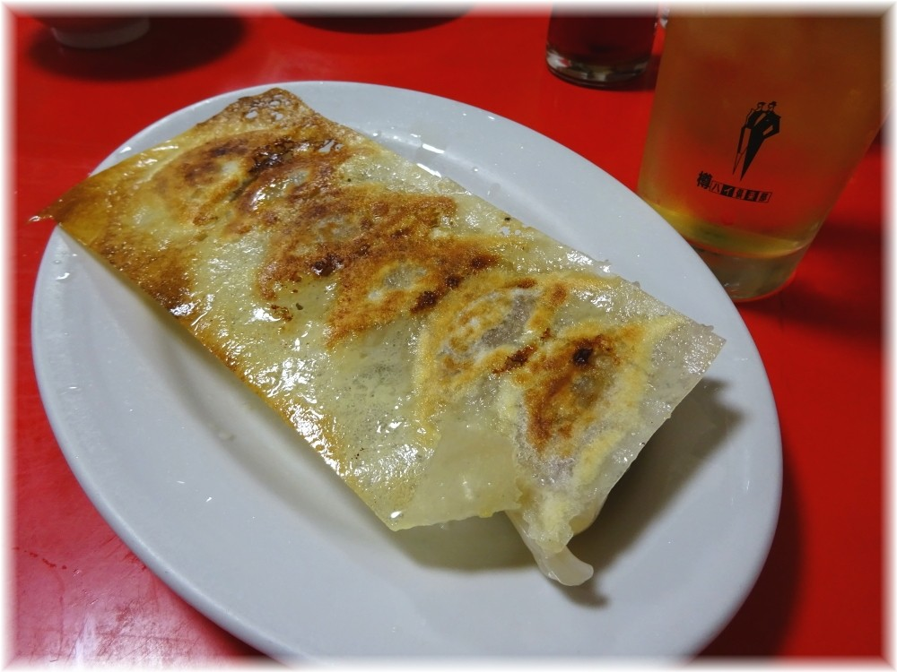 大連 焼餃子(牛肉)