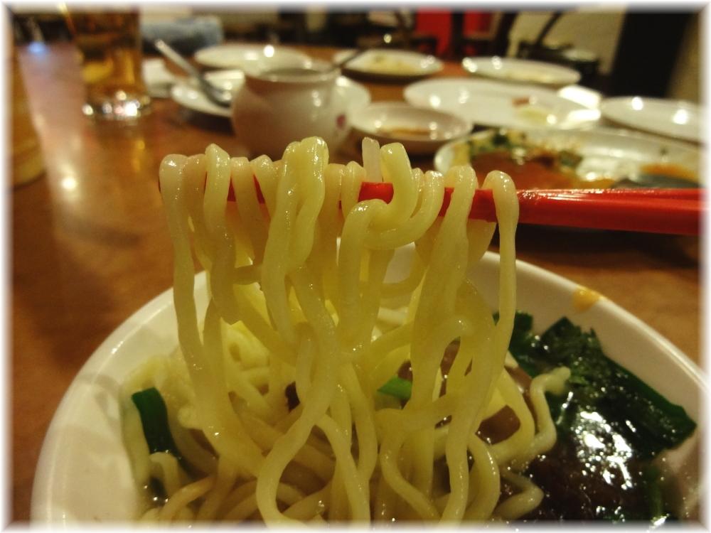 台南担仔麺 ターミーの麺