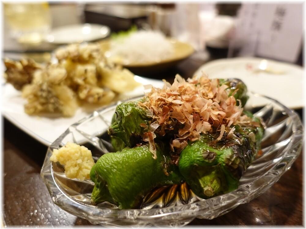 金町製麺13 焼き万願寺とうがらし