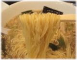 蔵王 コッテリラーメンの麺