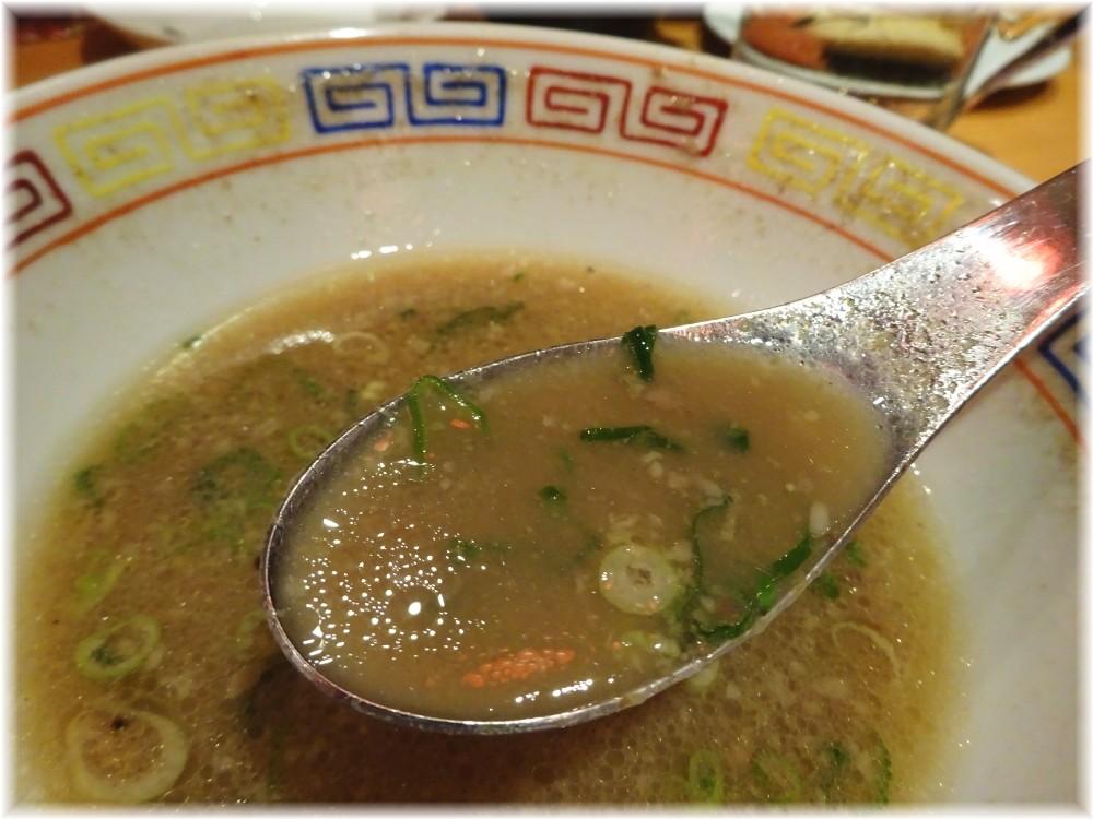 秀ちゃんラーメン2 ラーメンのスープ2