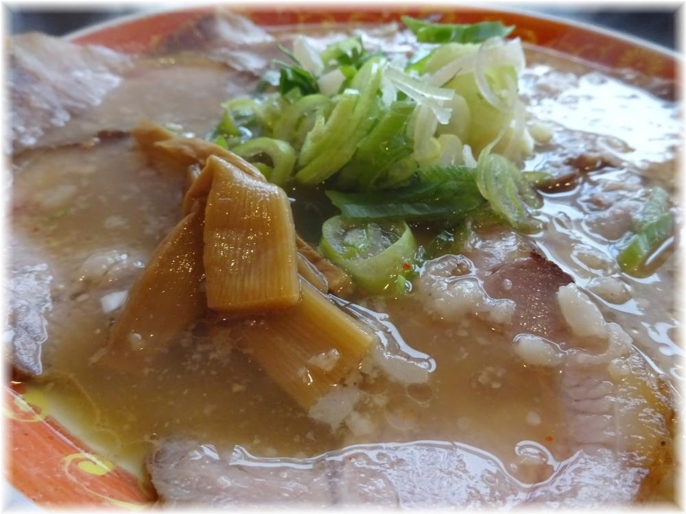 らー麺晄 チャーシューメンの具