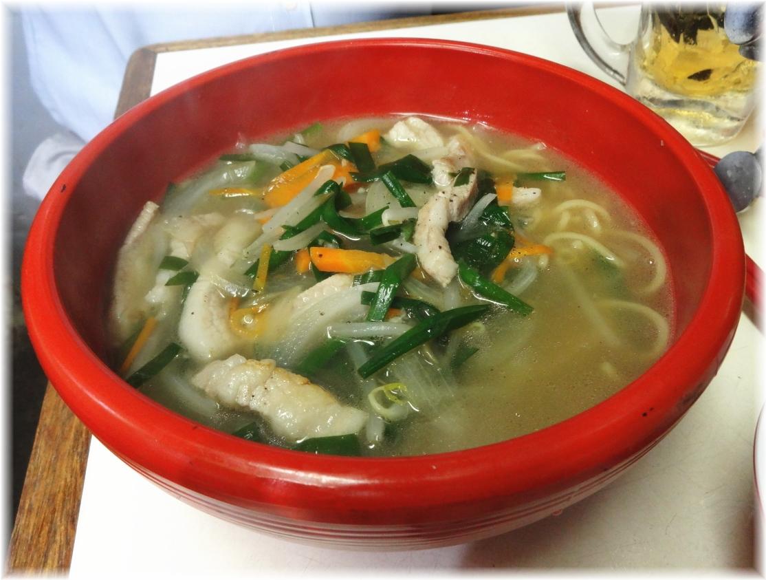 中華三陽 チンチン麺