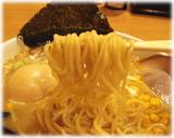 がんこラーメン 伊勢海老味噌味玉ラーメンの麺