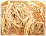 海老専家 自家特製たれ担担麺の麺