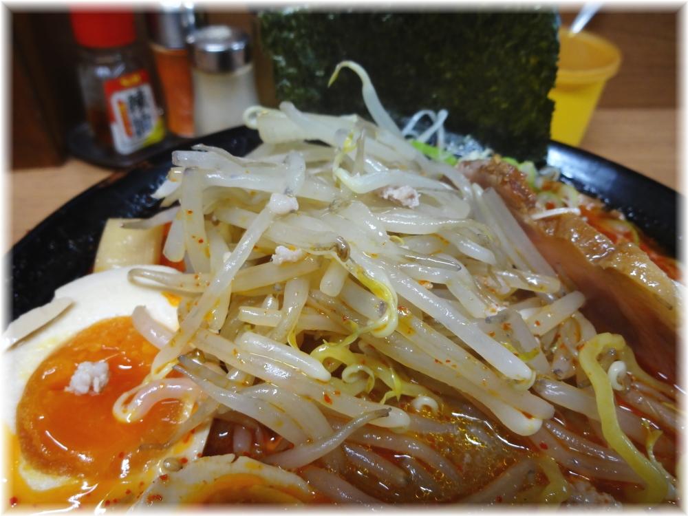 札幌らーめん親 味噌オロチョン+特製味玉のモヤシ