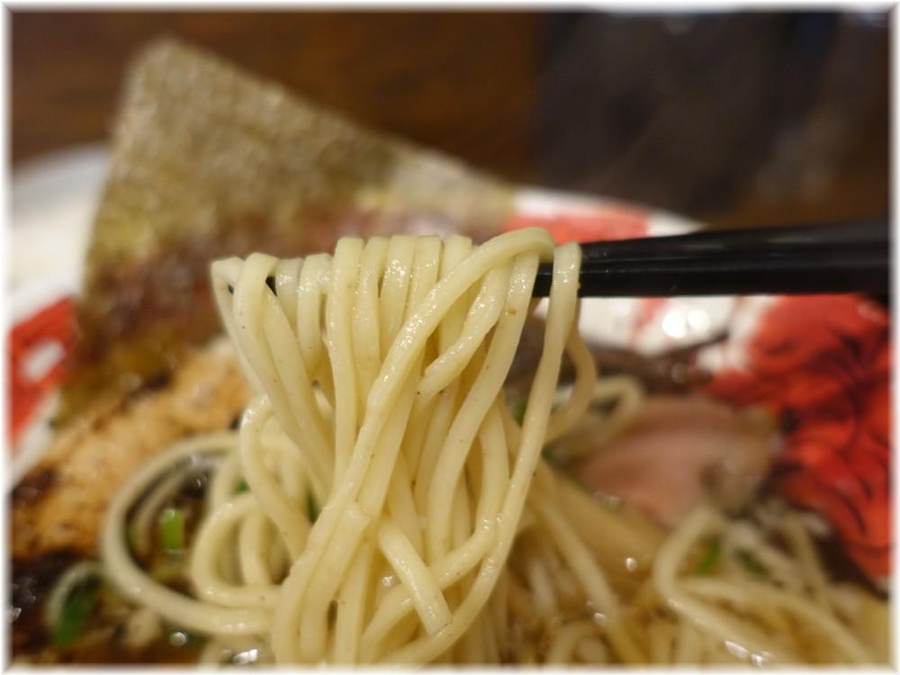 麺屋八頭龍 八頭龍ラーメンの麺