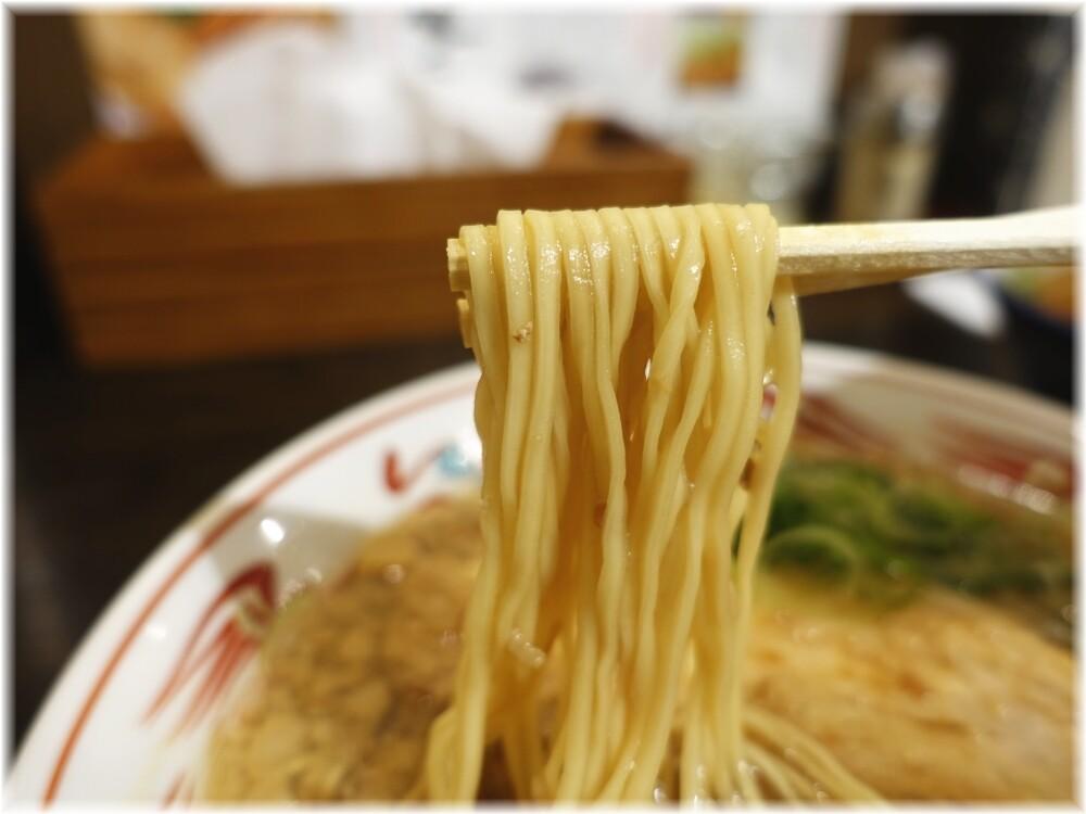 尾道ラーメン壱番館 元祖尾道ラーメンの麺