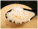 こって牛 スープに浸したライス