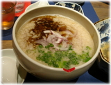 銀座五行 とんこつ麺
