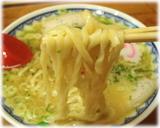 龍上海 赤湯からみそラーメンの麺