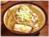 麺武虎龍 味噌ラーメン+名物味玉