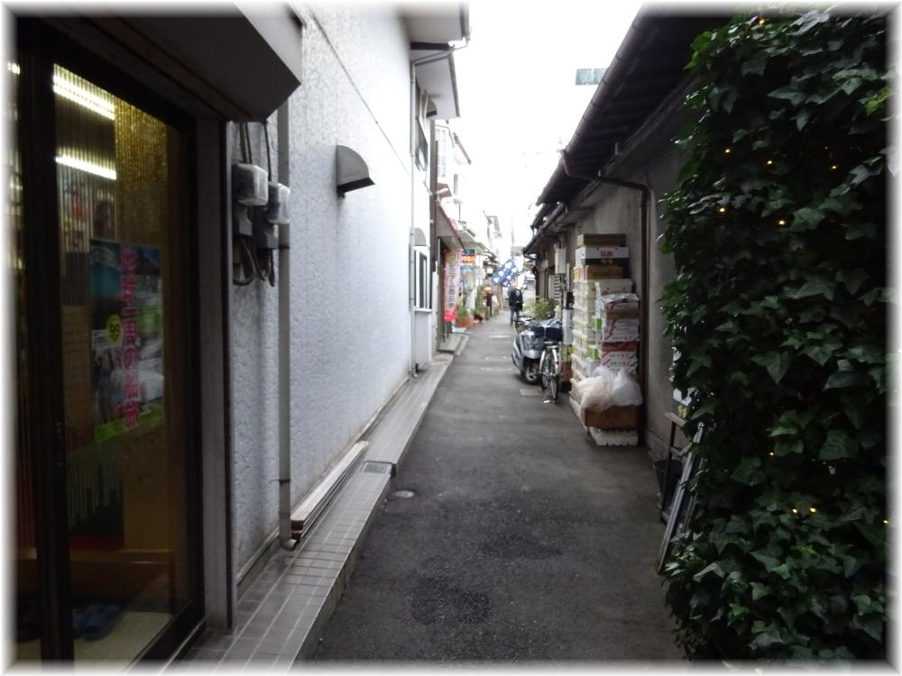 らー麺晄 路地裏