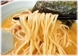 ラーメン道楽 ラーメンの麺
