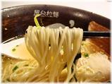 屋台拉麺 一's 塩ラーメンの麺