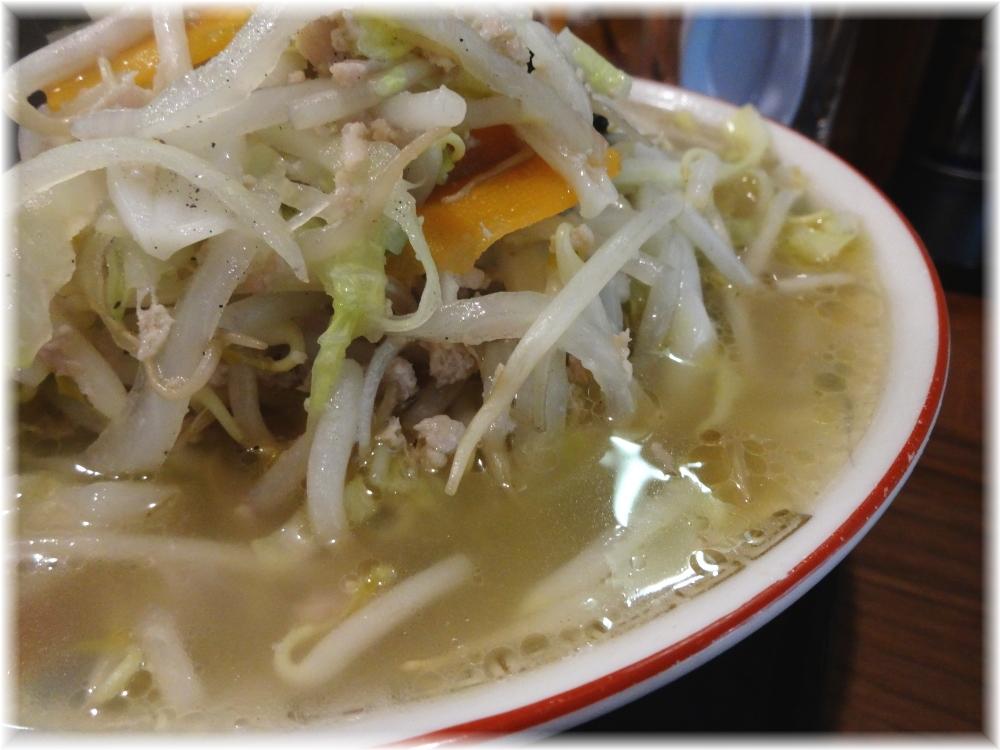 麺処 丹行味素 野菜タン麺の具