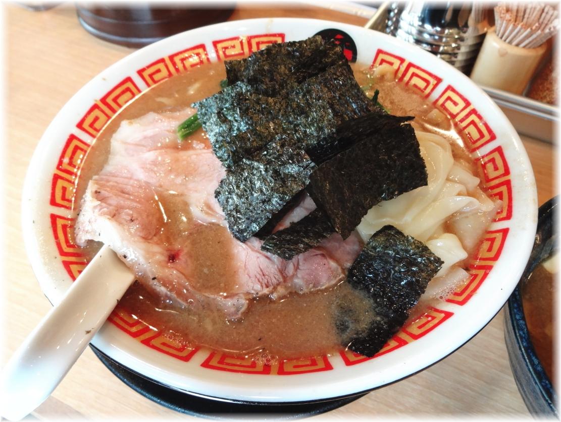 凪Noodle BAR 煮干ラーメン