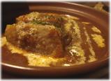 麺・酒処 ぶらり 豚角シチュー煮のアップ
