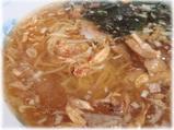 軽食 南風 ラーメンのスープ